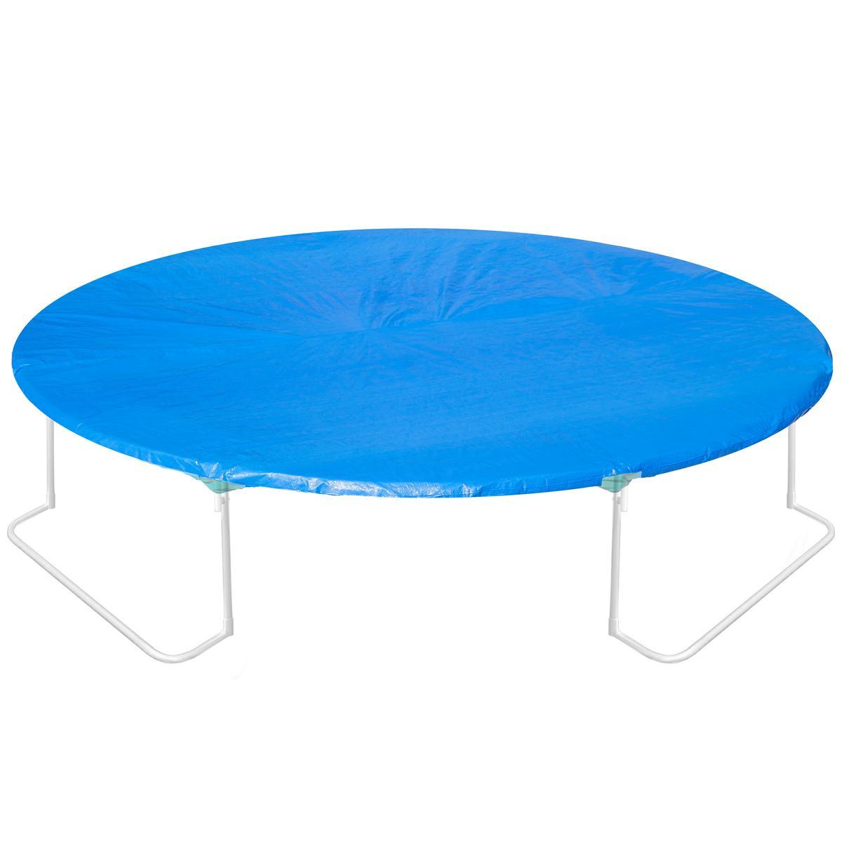 wetterschutzplane regenschutzplane f r trampoline 366 cm zubeh r f r gartentrampolin. Black Bedroom Furniture Sets. Home Design Ideas